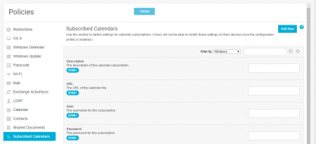 subscribed calendars lightspeed systems community site
