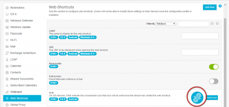 Web Shortcuts 4