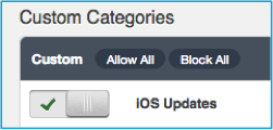 How to Block iOS Updates Using the Rocket - Lightspeed Systems