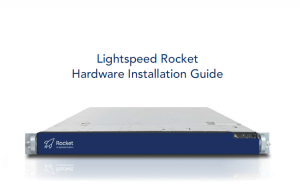 Configuring the Rocket | Lightspeed Systems Community Site
