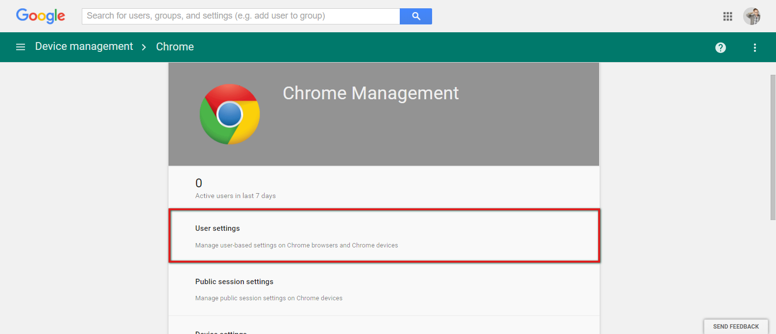 Deploying the Chrome User Agent - Lightspeed Systems