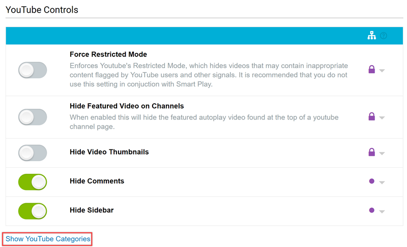 Video Rules - Lightspeed Systems Community Site