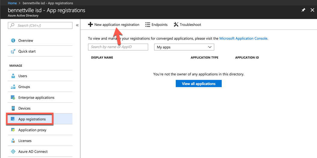 Setting up an Office 365 Authentication Source - Lightspeed Systems