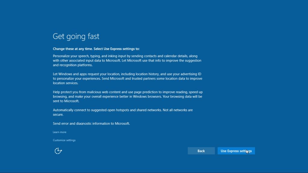 Windows10-OOBE Screenshot 4