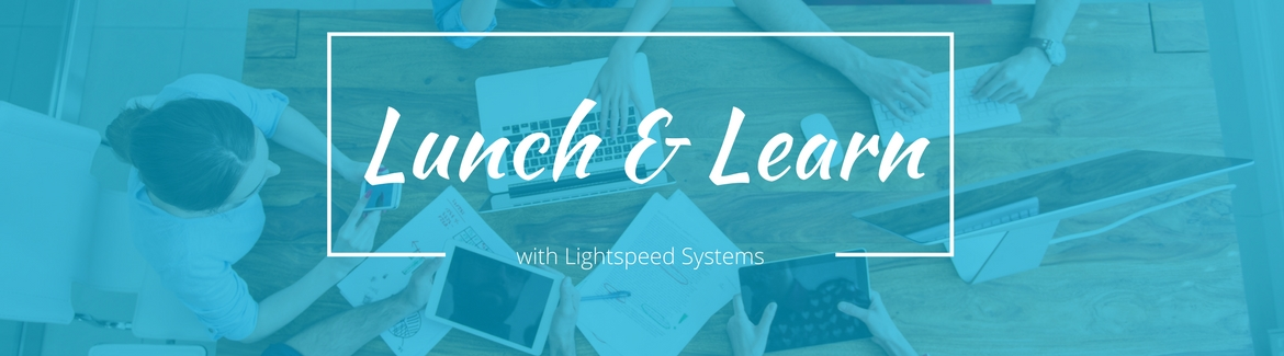 New Lunch and Learn Design