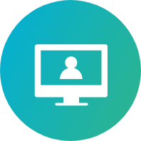 Remote Learning Webinar icon by Relay