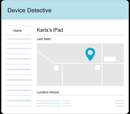 Device Detective Graphic
